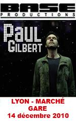 Paul Gilbert @ Lyon